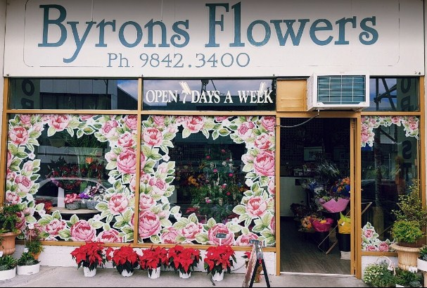 Byrons For Flowers