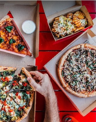 Epic Pizza, Enmore - New York Style Pizza Restaurant - Dine-in, Delivery & Takeaway