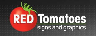 Red Tomatoes Signs and Graphics